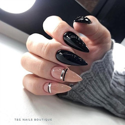 51 Incomparable Spring Nail Ideas Coffin : Attract All Other To Your Nail Now